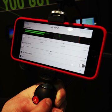 Shure MV88+ al CES 2019: il microfono per smartphone compatibile e flessibile per iOS e Android