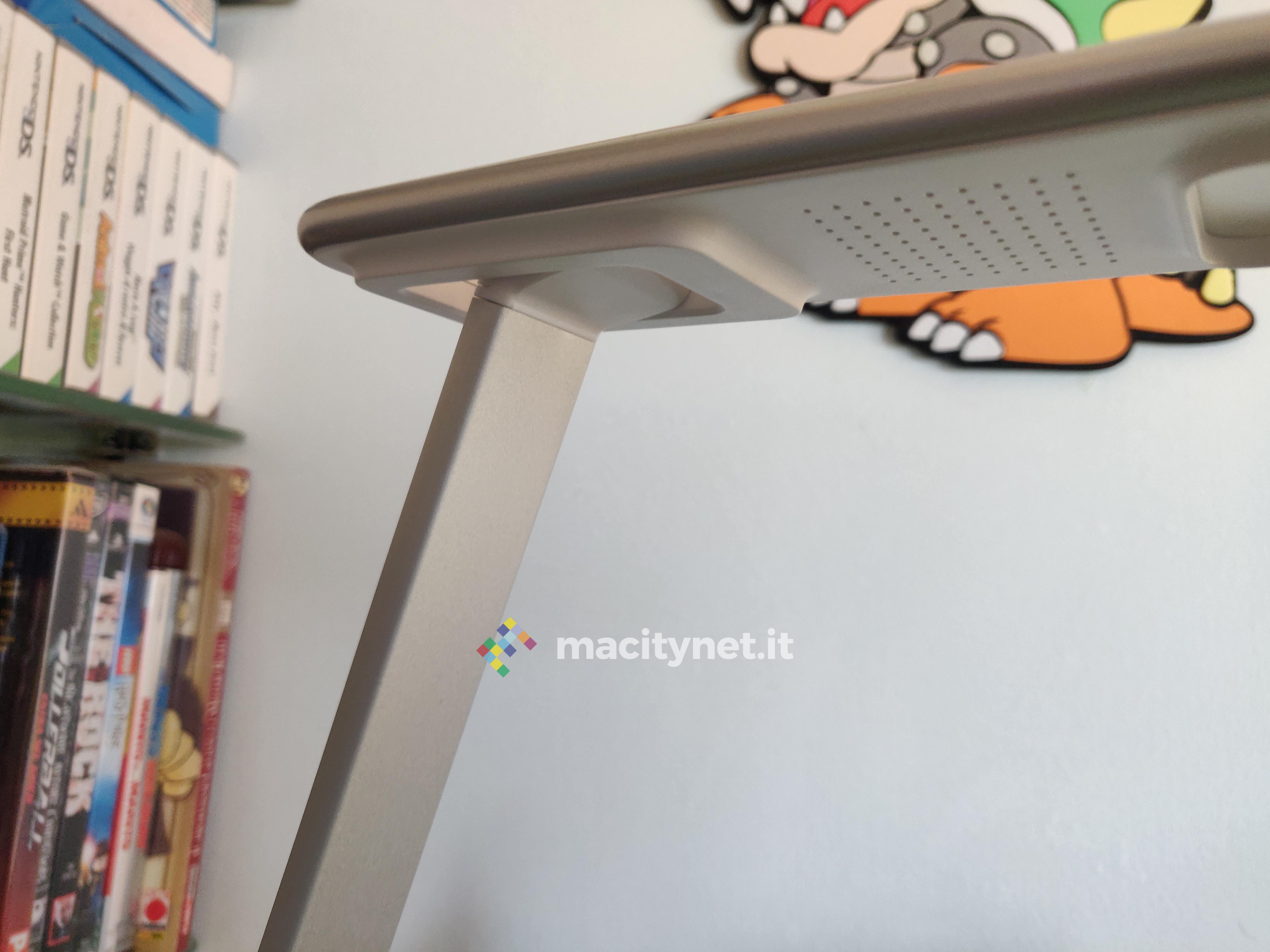 Recensione lampada Aukey dimmerabile da scrivania, economica e con tasti soft touch