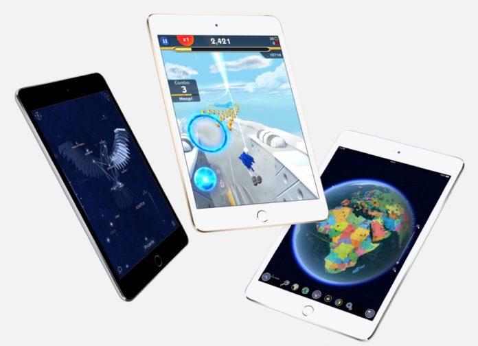 Apple prepara il lancio di iPad mini 5 e un nuovo iPad economico