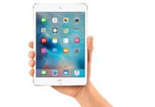 L'iPad mini di quarta generazione