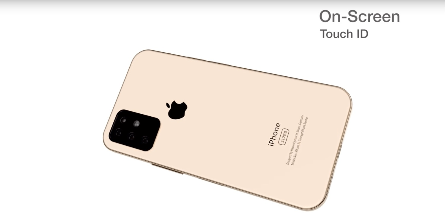 Il video di iPhone 11 torna con una camera posteriore discutibile