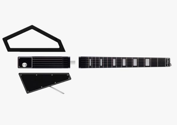 La rivoluzione della chitarra parte da Jammy: vista al CES 2019