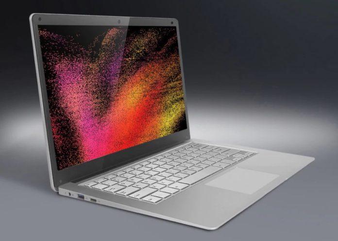 Jumper EZbook S4, il notebook 14'' spesso solo 8 millimetri