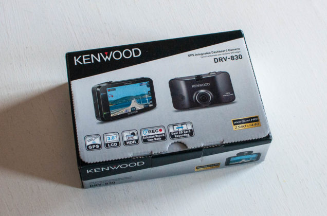 Recensione Kenwood DVR-830, la Dashcam deluxe per chi non si accontenta