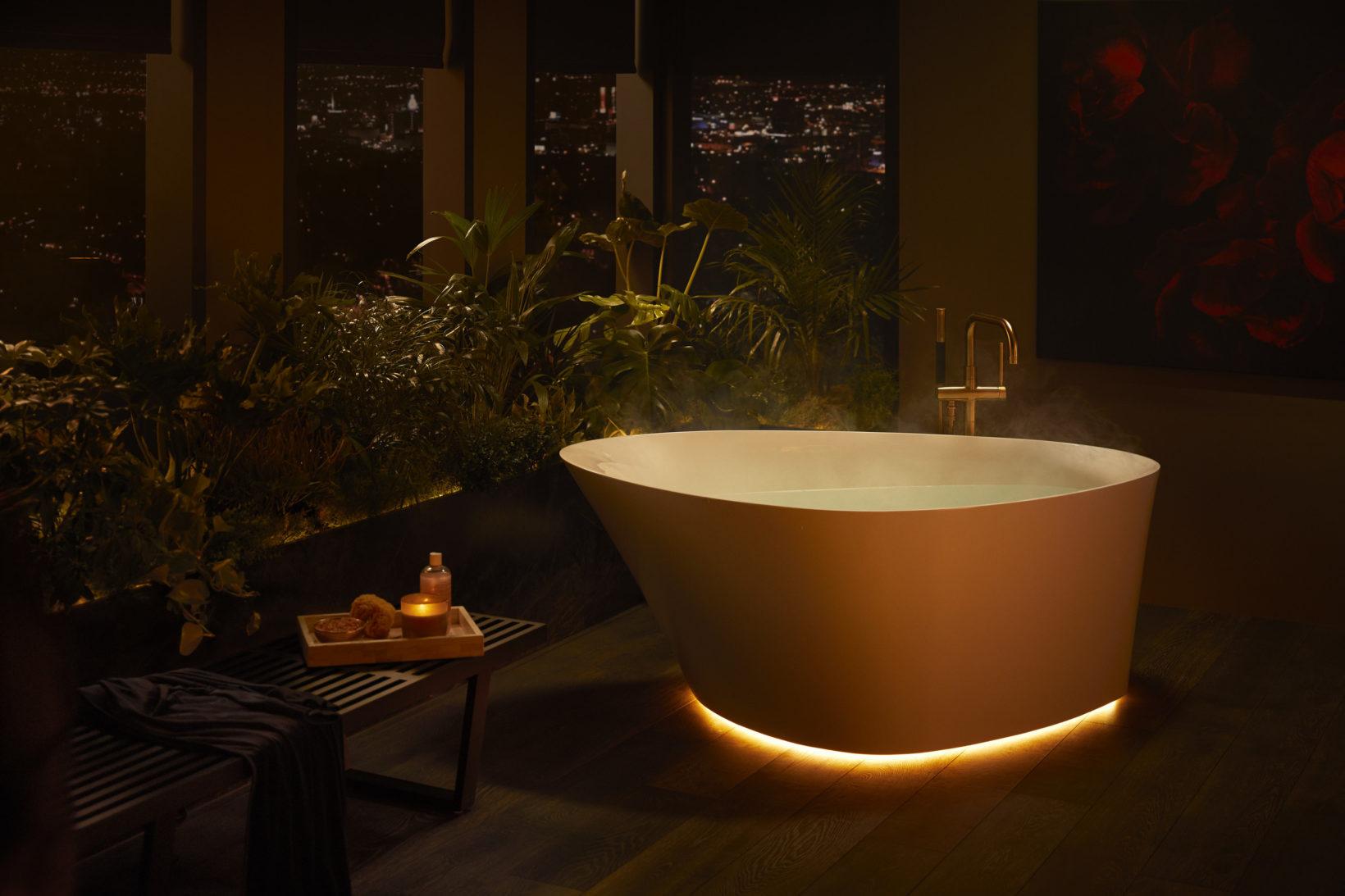 Da Kohler il bagno che si controlla con Alexa