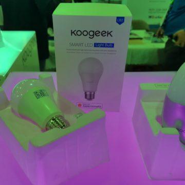 I prodotti Homekit di Koogek in mostra al CES 2019: in arrivo telecamera ed un super sensore per la qualità dell'aria