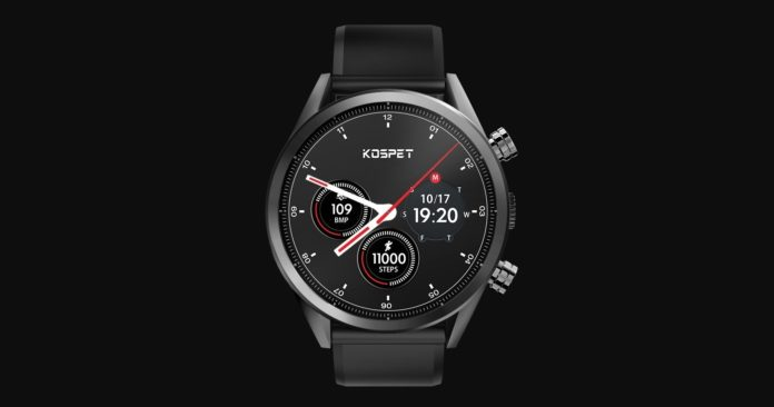 Kospet Brave, lo smartwatch telefonico 4G Android Wear in super offerta lancio