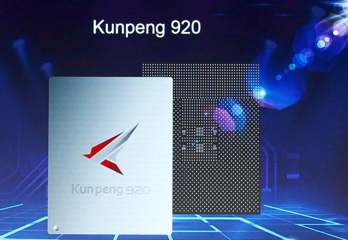 Kunpeng 920 è una nuova CPU server di Huawei