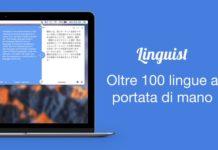 L'app Linguista mette il traduttore sulla barra di stato del Mac