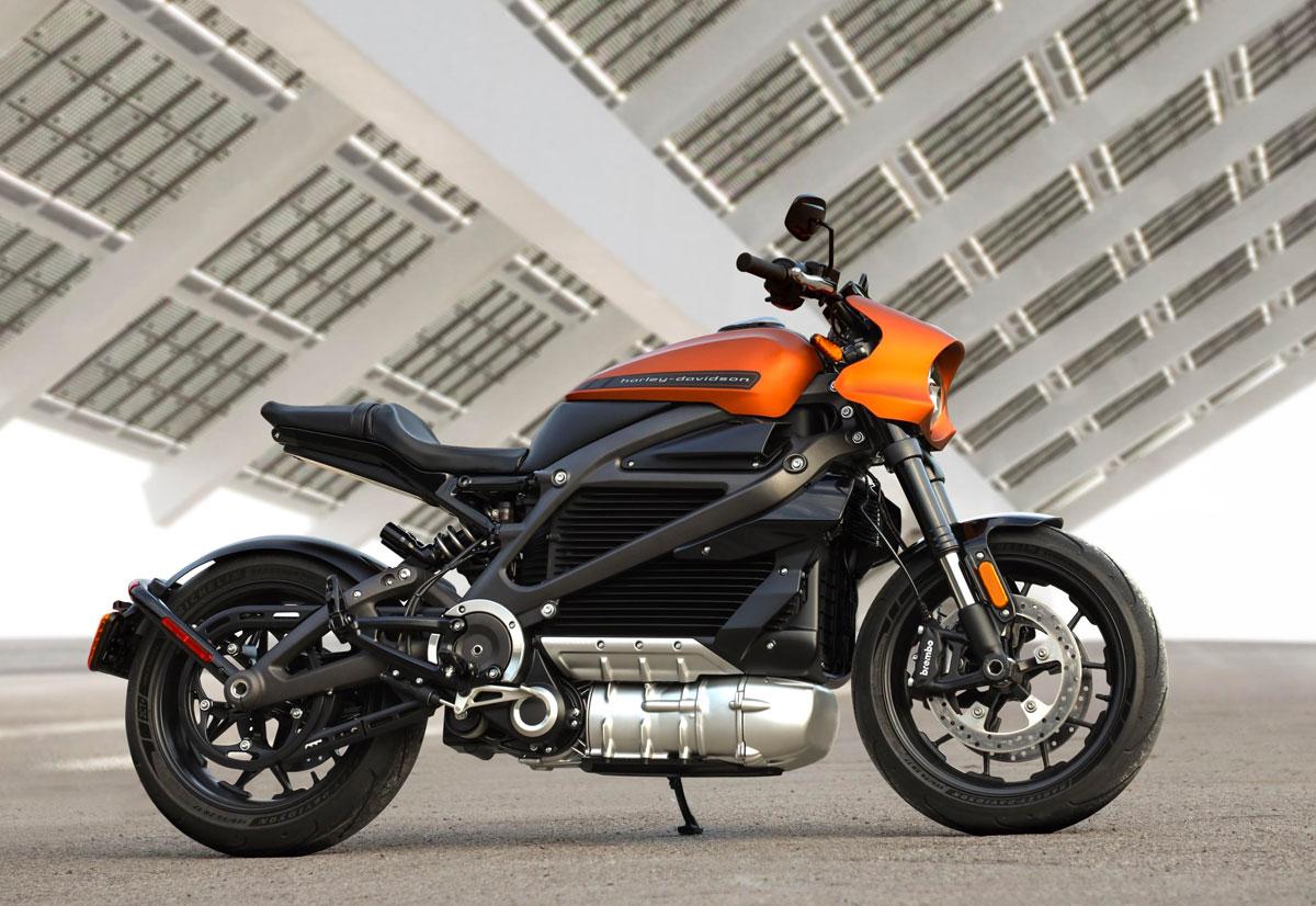 Harley-Davidson LiveWire, l'elettrica di Milwaukee