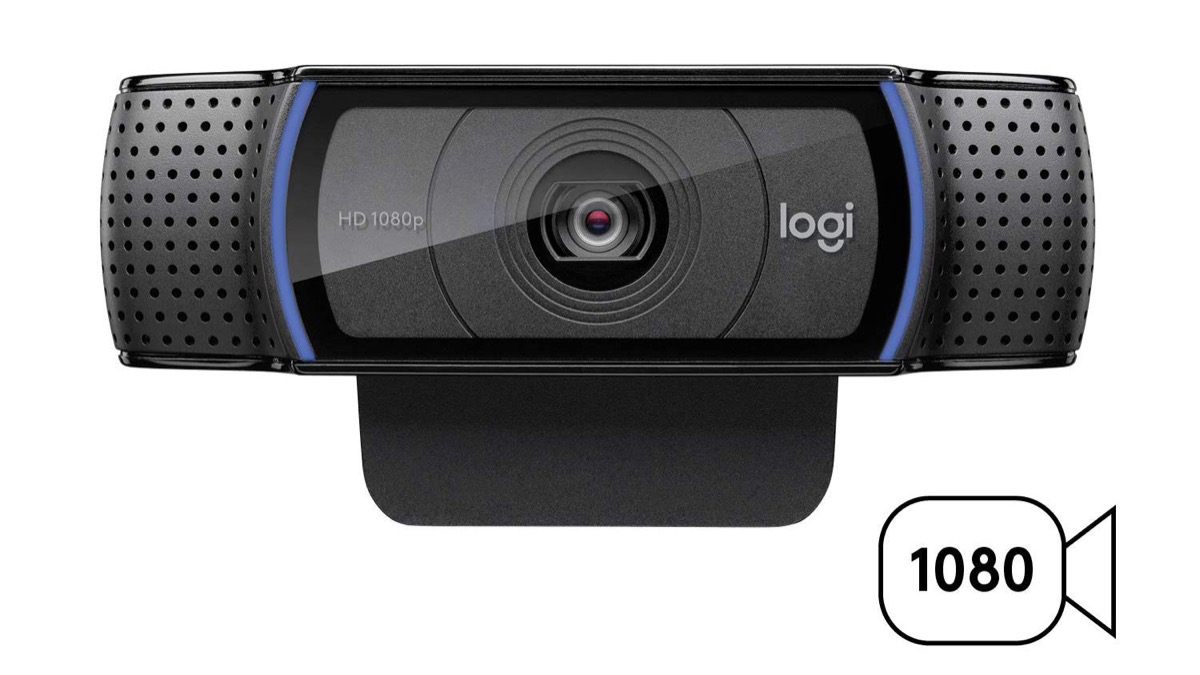 Logitech C920 HD Pro, la webcam con doppio microfono e riprese in Full HD