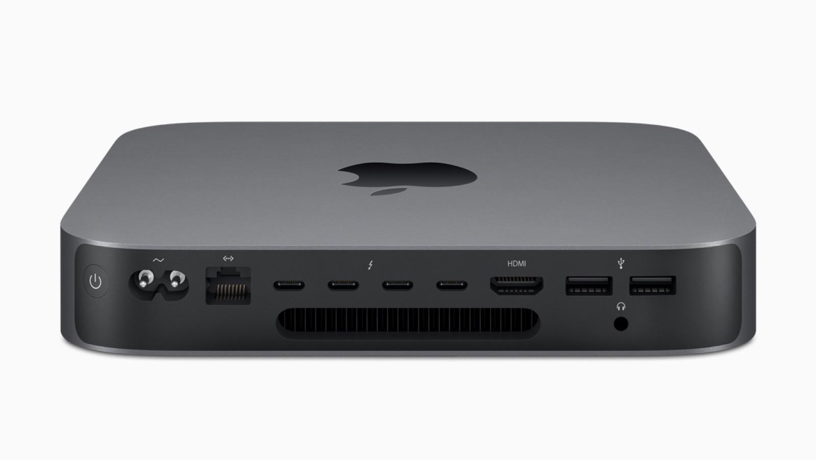 Come funziona la rete 10GbE nel nuovo Mac mini 2018