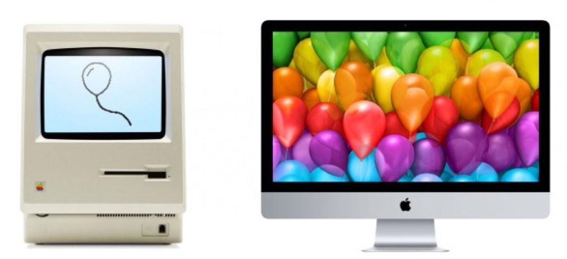 35 anni di Mac