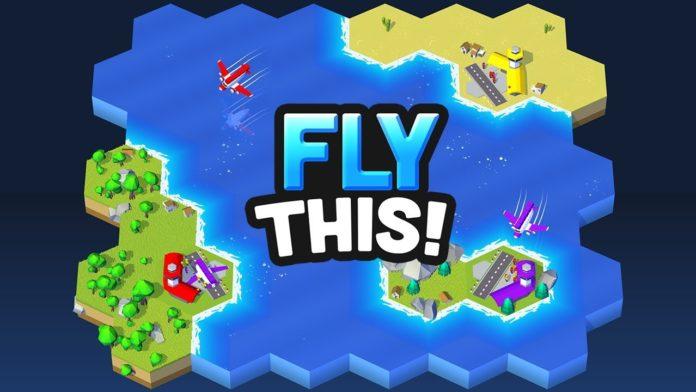 Fly THIS!, controlla il traffico aereo con un click