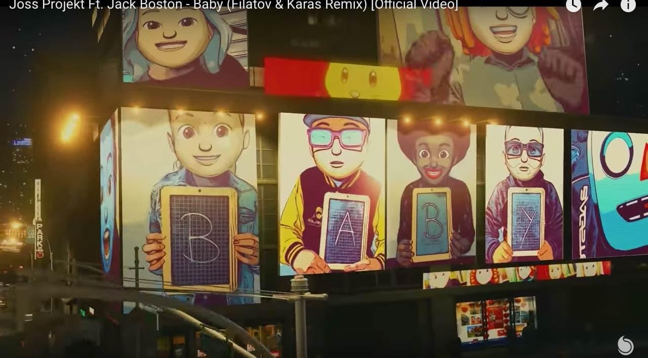Le Memoji rubano la scena agli artisti in un video musicale di un DJ francese