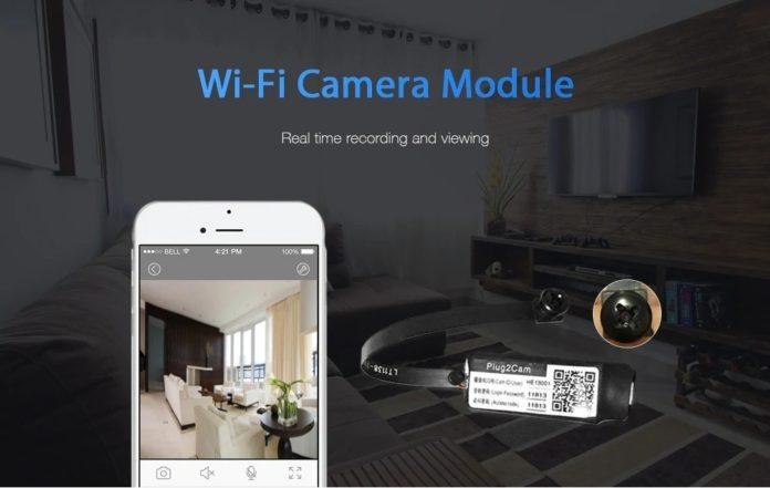 Mini MW06, videocamera spia invisibile: tutto sotto controllo a soli 7 euro