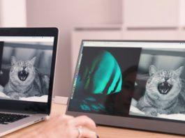 I monitor portatili USB-C Taihe Gemini superano del 2700% il goal su Kickstarter