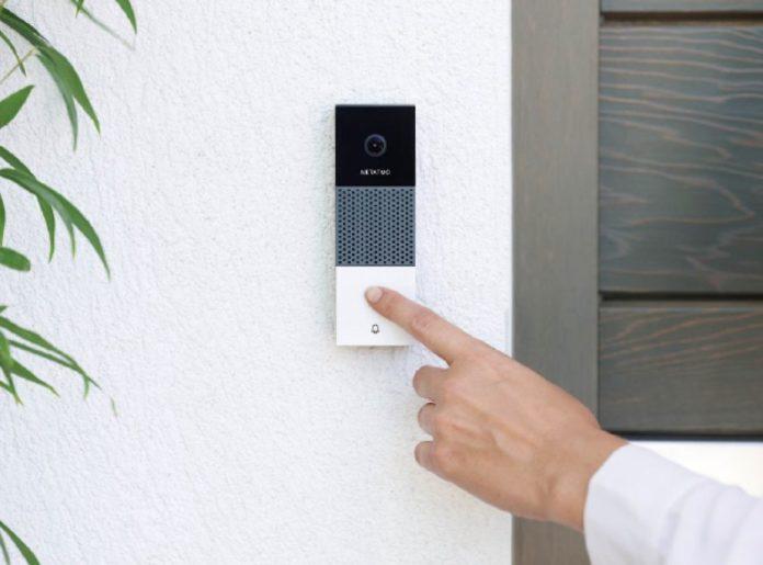 Netatmo Campanello Intelligente con Videocamera: il campanello smart compatibile Homekit  al CES 2019