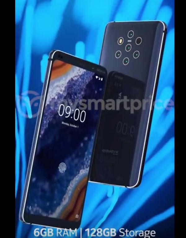 Nokia 9 PureView, un Android così non lo avete mai visto