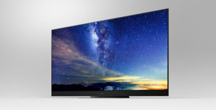 Panasonic GZ2000, il TV OLED 4K che parla con Amazon Alexa