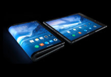 Smartphone cinese pieghevole