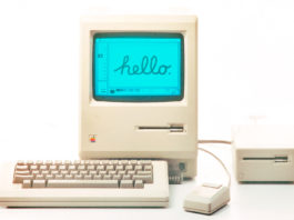 Macintosh compie 35 anni oggi