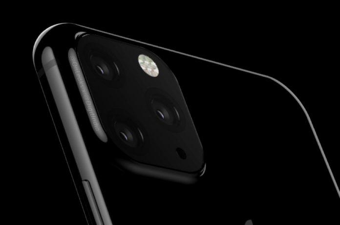 iPhone 2019, nei primi render bruttissimo con tripla camera e grande sporgenza sul retro