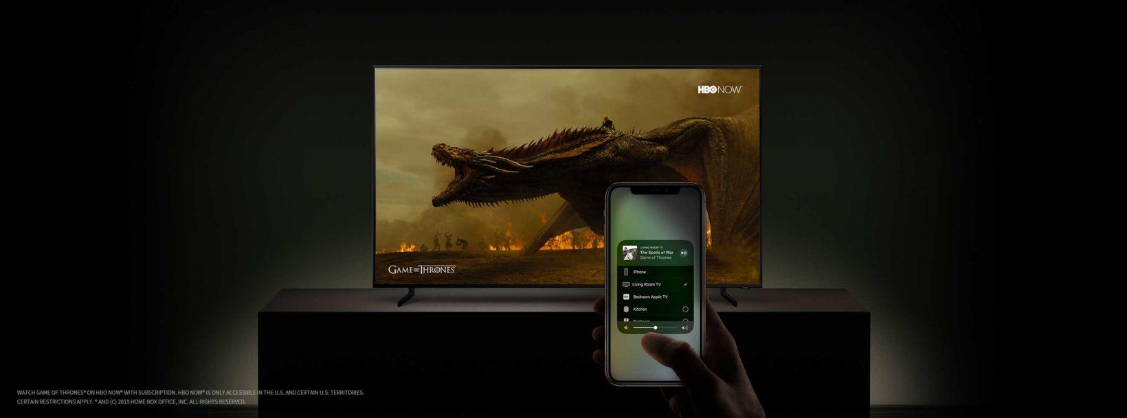 Samsung AirPlay