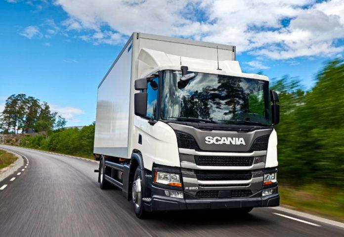15 veicoli Scania per le autostrade elettrificate in Germania