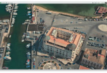 Apple Mappe mostra Padova, Reggio Calabria e Siracusa con vista Flyover 3D