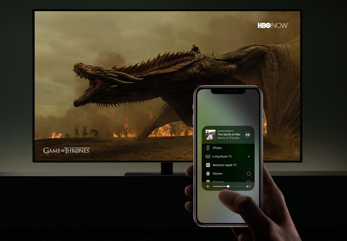 Apple annuncia televisori Smart TV AirPlay 2 in arrivo da altri marchi
