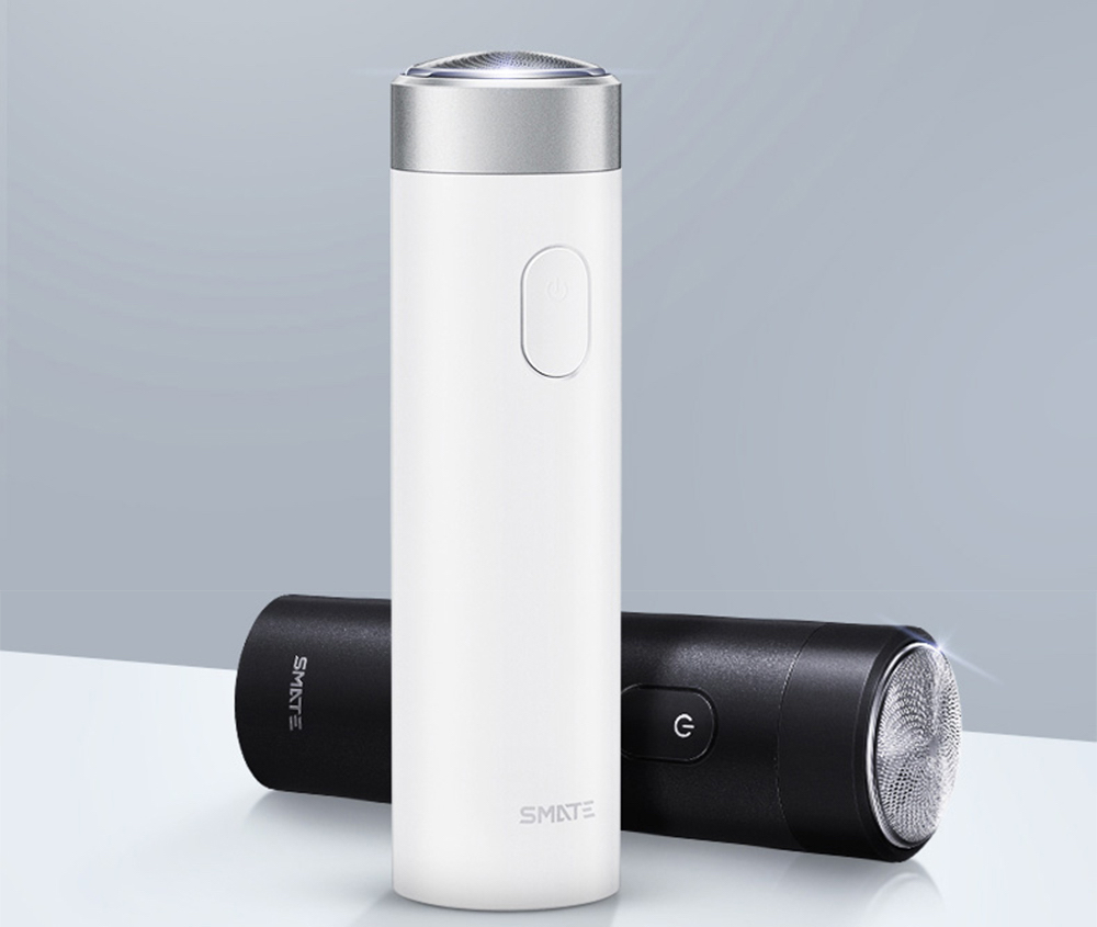 SMATE Xiaomi Youpin, l'originale rasoio cilindrico portatile e impermeabile