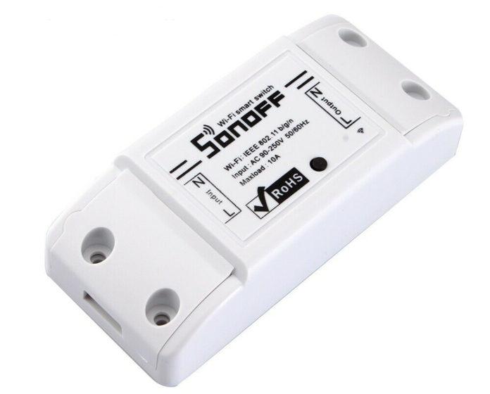 Sonoff, lo switch per rendere Smart tutta la casa: ultime ore in sconto a 6,99 euro