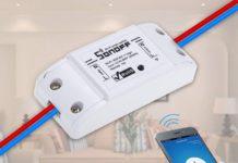 Sonoff, lo switch per rendere Smart tutta la casa a soli 6,99 euro