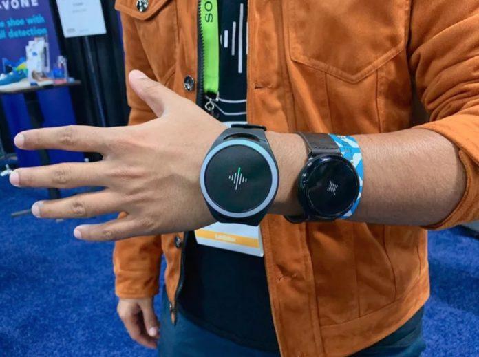 Soundbrenner Core, lo smartwatch per musicisti al CES 2019