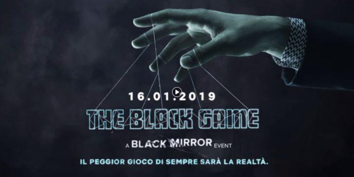 The Black Game, il 16 gennaio controllerete la vita di una persona via Netflix