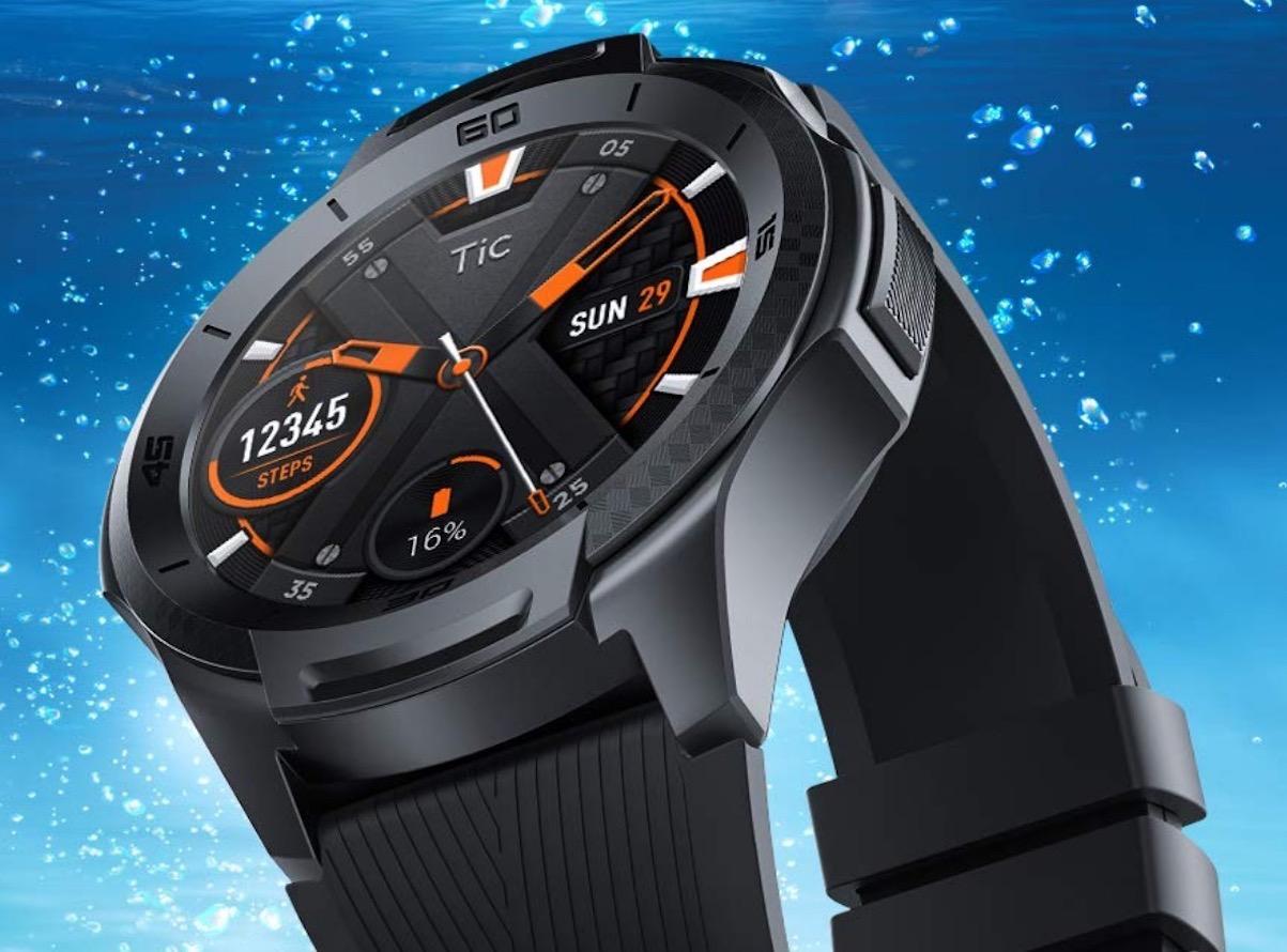 QnA VBage TicWatch E2 e TicWatch S2 disponibili in Italia: gli smartwatch WearOS per l'analisi del nuoto e il fitness con AI