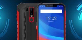 Ulefone Armor 6, lo smartphone a prova di tutto ora ha il notch