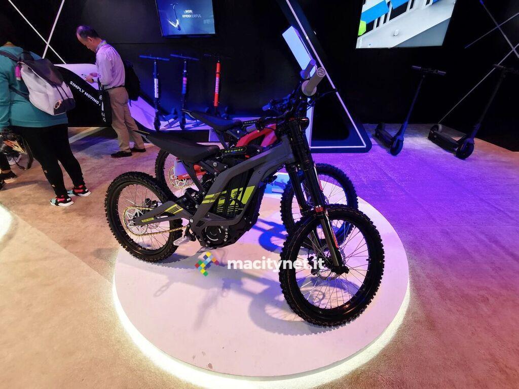 Al CES 2019 Segway tra go Kart smart e robot intelligenti