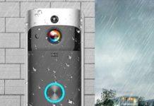 Videocitofono Smart, si controlla da iPhone e Android: sconto a 32,99 euro