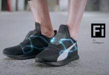Puma lancia le scarpe da fitness autoallaccianti e conesse ad iPhone