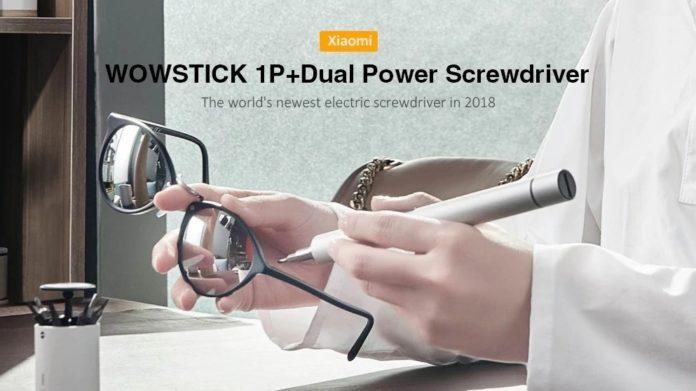 Wowstick 1P, il cacciavite elettrico con 20 diverse punte magnetiche in offerta