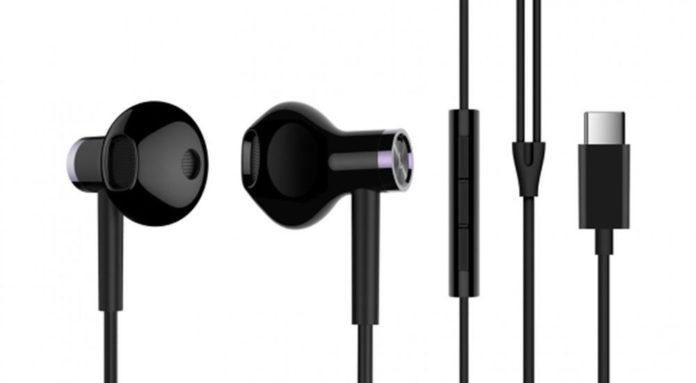 Cuffie auricolari Xiaomi USB Type-C half-in-ear: comode ed economiche