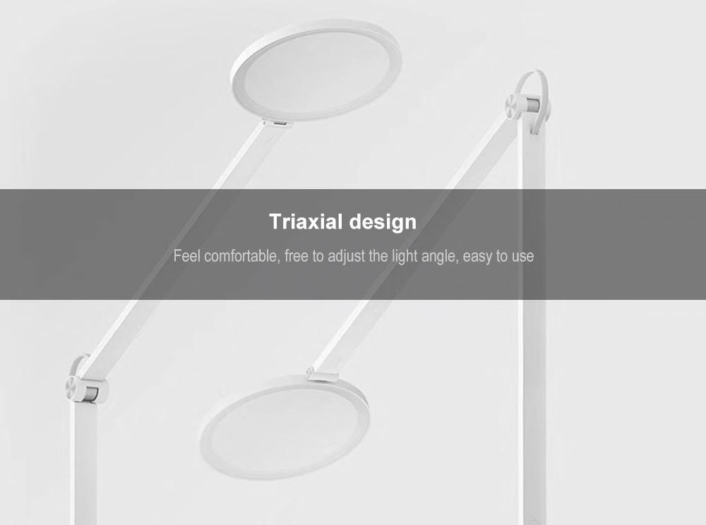 In sconto Xiaomi Mijia, la lampada raffinata che protegge gli occhi compatibile HomeKit