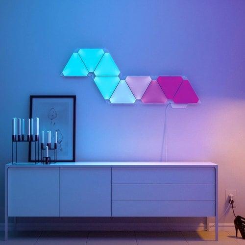 Nanoleaf Xiaomi youpin, in super socnto le luci da parete compatibili con HomeKit e Assistente Google