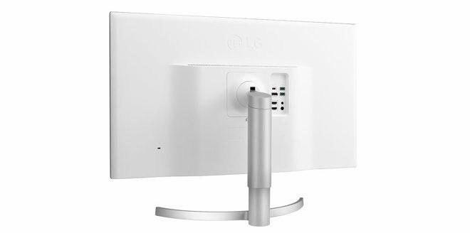 """Da LG il monitor 31,5"""" 4K pronto per Mac"""