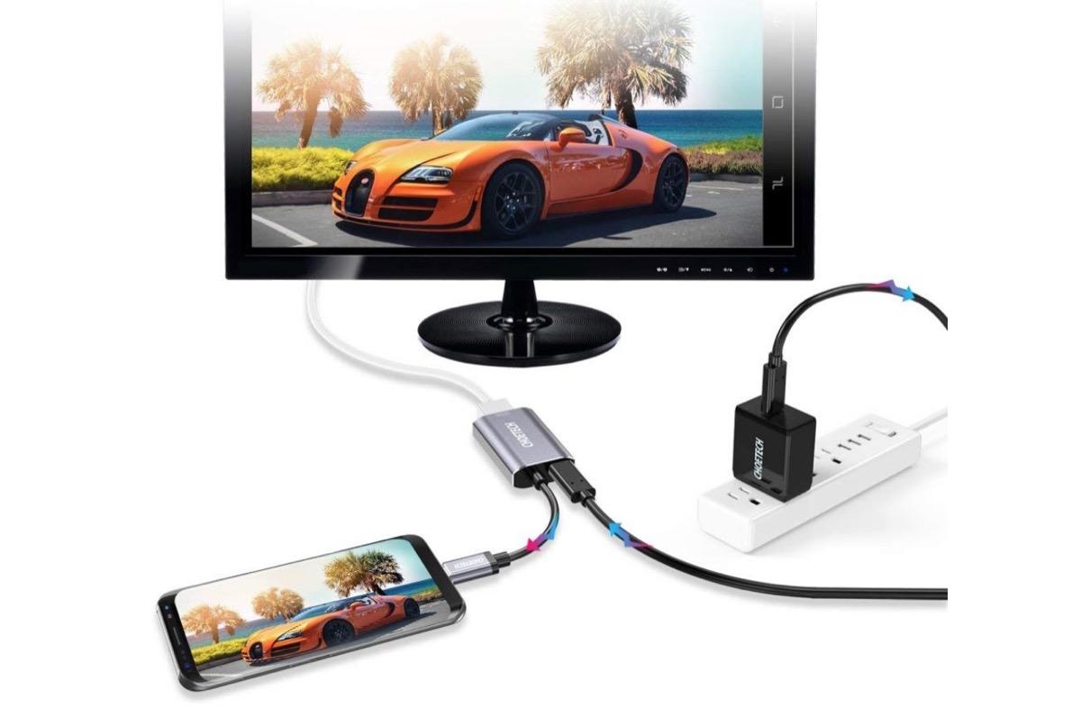 Adattatore da Mini DisplayPort a USB-C in sconto a 16,14 euro