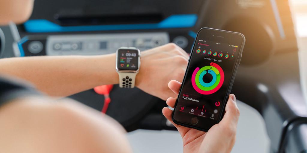 Una sfida con l'app Attività di Apple Watch per la Giornata della Donna 2019