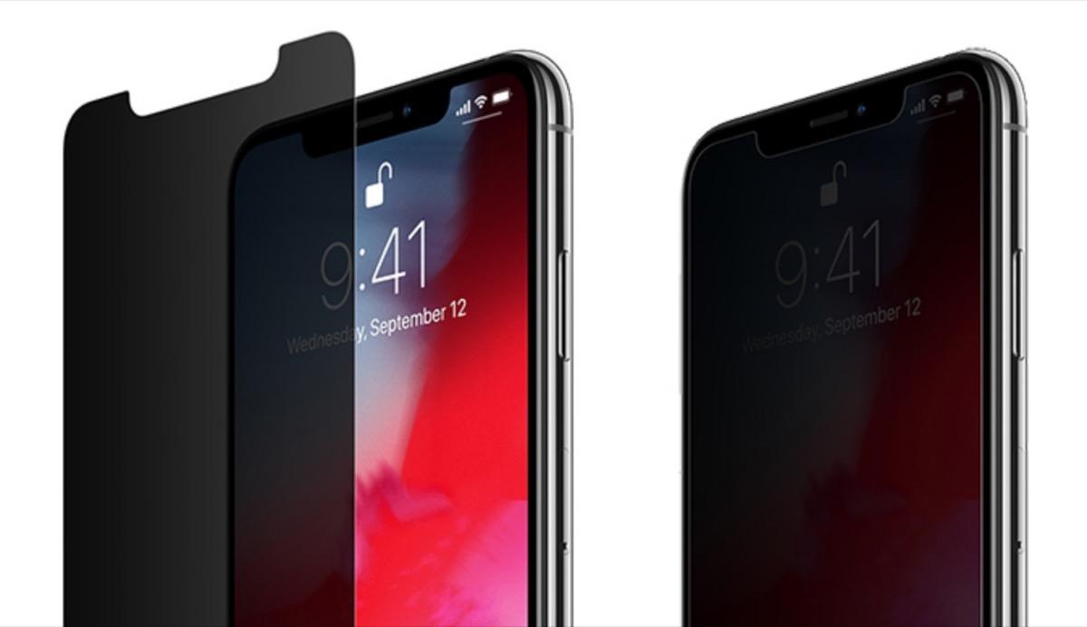 Belkin InvisiGlass Ultra, il proteggischermo con filtro privacy per tutti i nuovi iPhone
