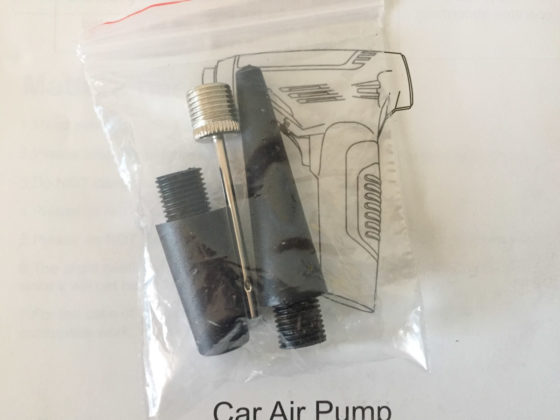 Recensione compressore d'aria elettrico e portatile